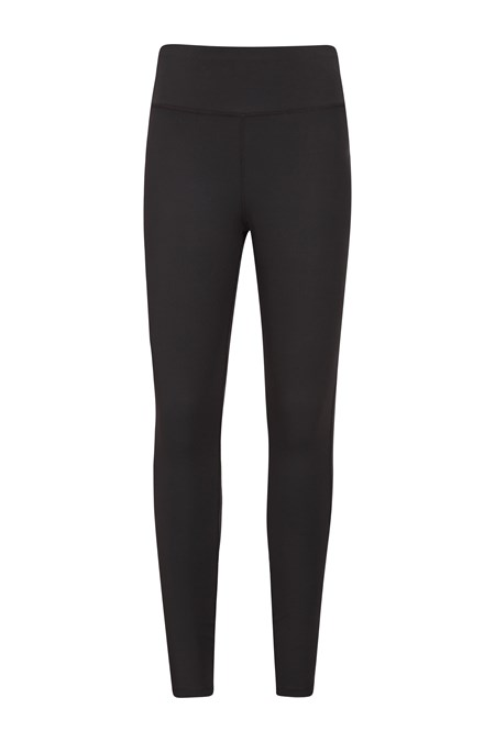 2df25fcc443013 Blackout High Waisted Womens Leggings | Mountain Warehouse GB