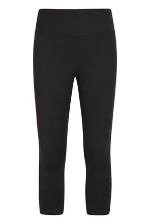 Blackout Damen-Capri-Leggings