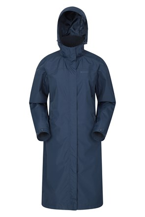 Tornado Extra-Long Womens Waterproof Jacket