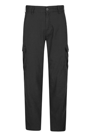 Lakeside Mens Cargo Pants - Short Length