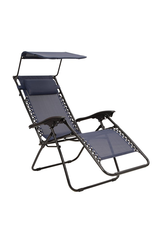 Mountain Warehouse Reclining Chair Table Large Chair
