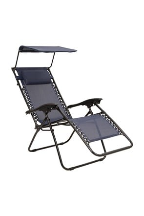Reclining Chair with Sun-shade