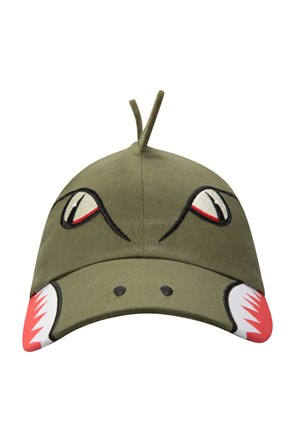 Dino Kids Baseball Hat