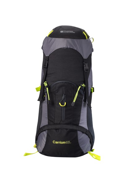 Carrion 40L Backpack - Grey