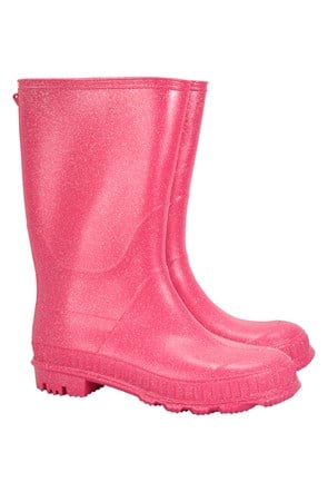 Glitter Kids Wellies