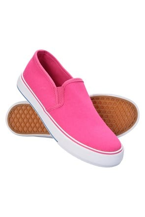 Canvas Slip-On Kinderschuhe