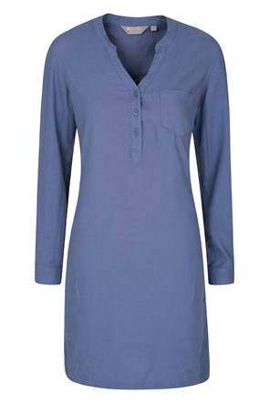 Antigua Womens Shirt Dress
