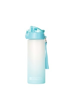BPA-Free Ombre Push-Lid Bottle - 600ml