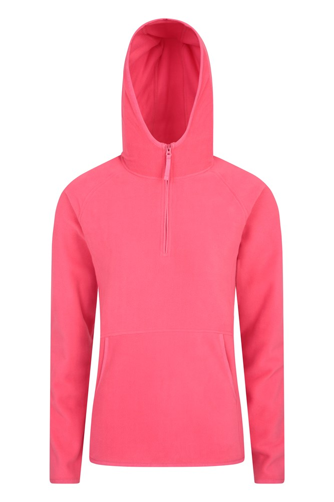 Somerset Womens Fleece - Pink