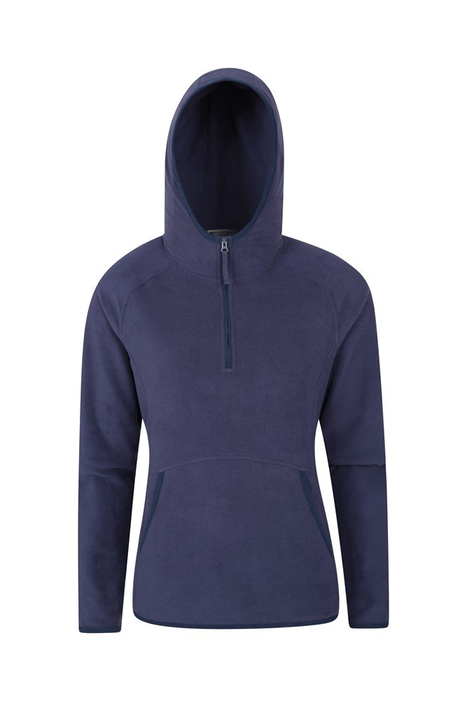 Somerset Womens Fleece - Navy