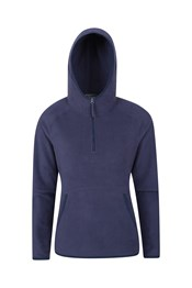 Somerset Womens Hooded Fleece