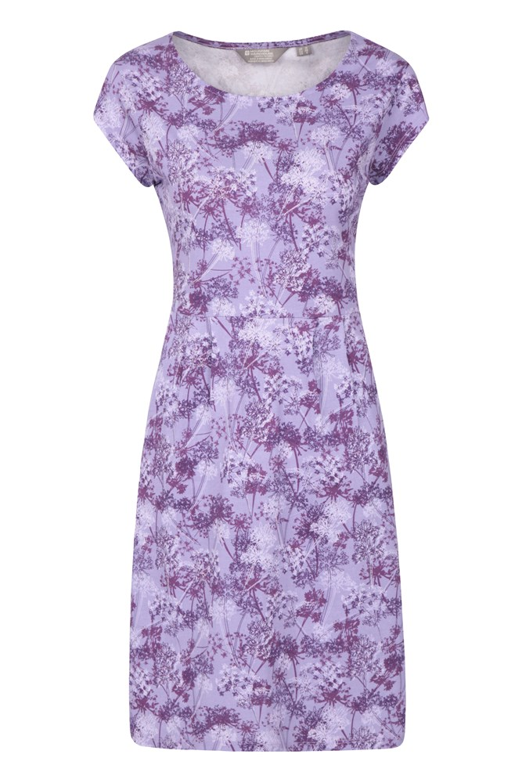 Cannes - sukienka damska - Purple