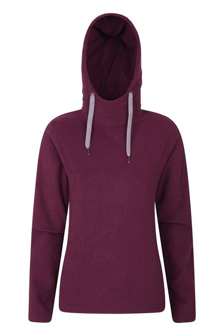 030081 SYCAMORE WOMENS HOODED FLEECE