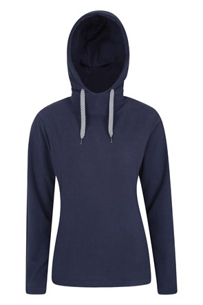 Sycamore Womens Fleece-Hoody