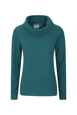 Camber Womens Cowl-Neck Fleece