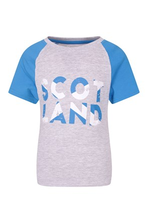 Camiseta Scottish Niños
