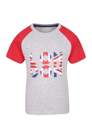 Camiseta Niños London