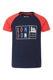 T-Shirt Enfants London