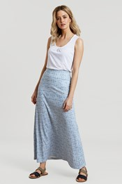 Shore Womens Long Jersey Skirt