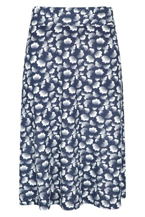 Waterfront Womens Jersey Skirt