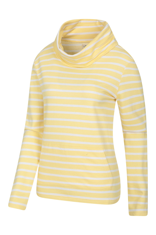 Mountain Warehouse Wms Devon Womens Cowl Neck Top Sweatshirt