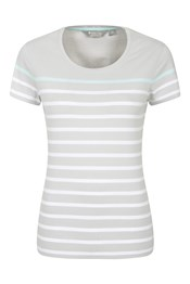 Dover Striped Womens Tee