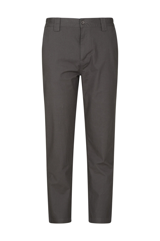 Mens Coastal Trousers - Grey