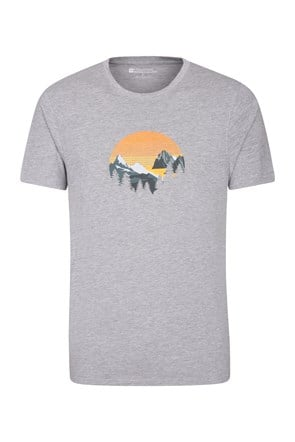 T-Shirt Hommes Sunset Fader