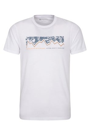 Getting To The Top Mens Tee