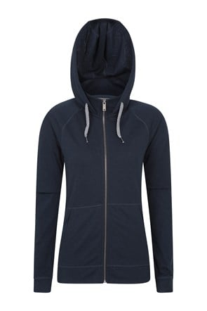 Cheshire Womens Full-Zip Hoodie
