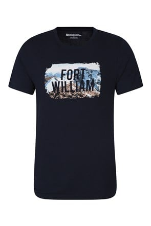 Fort William Mens Tee