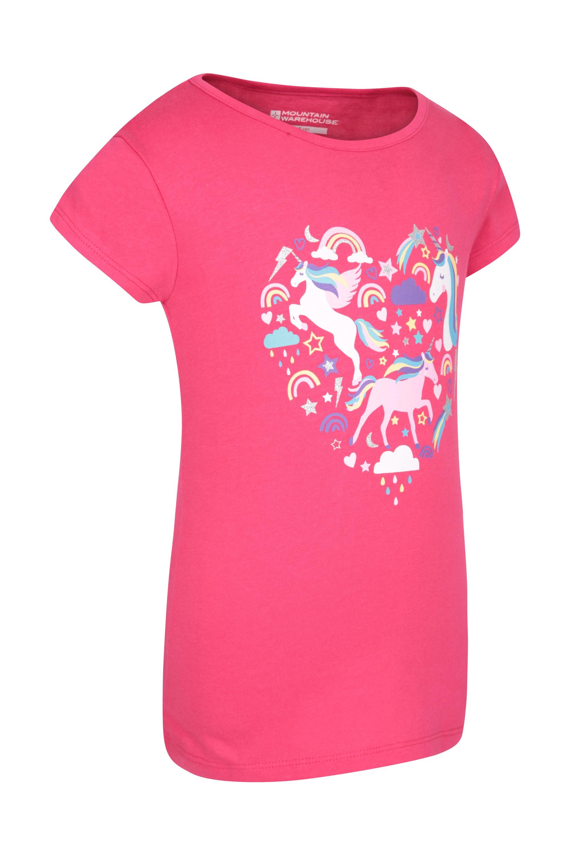 502de3e56296 Kids T Shirts | Boys & Girls Tees | Mountain Warehouse GB