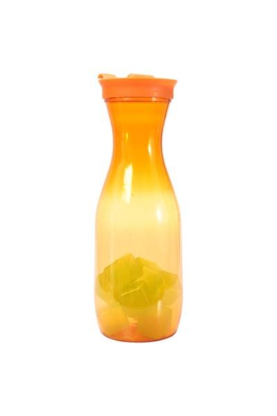 Carafe with Ice Cubes - Orange