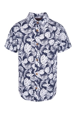 Tropical Kids Shirt