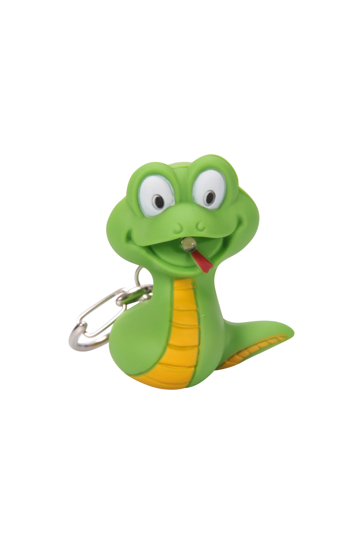1 LED Snake Torch - Green