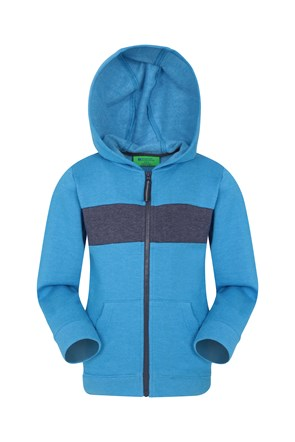 Phoenix Block Panel Kids Hoody