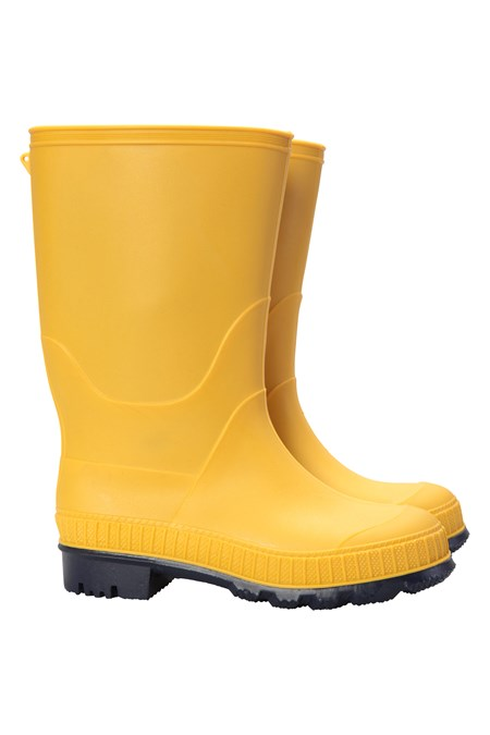 030231 PLAIN KIDS WELLIES