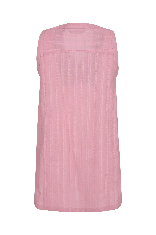 Mountain Warehouse Womens Petra Sleeveless Shirt w// Breathable /& Washable Fabric