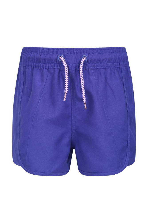 Mountain Warehouse Panama Kinder-Schwimmshorts blau | 05057634383950