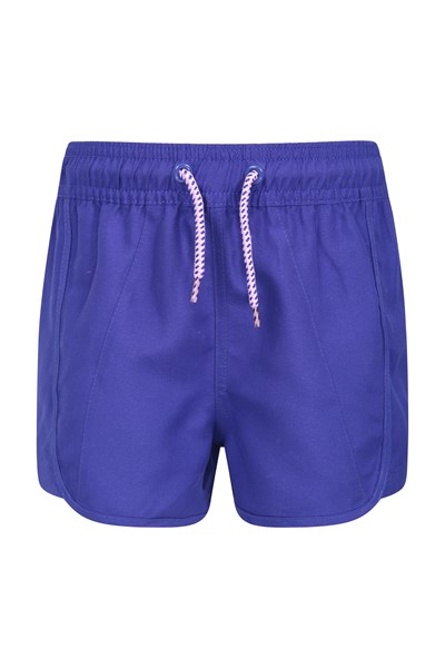 Panama Kids Swim Shorts - Navy