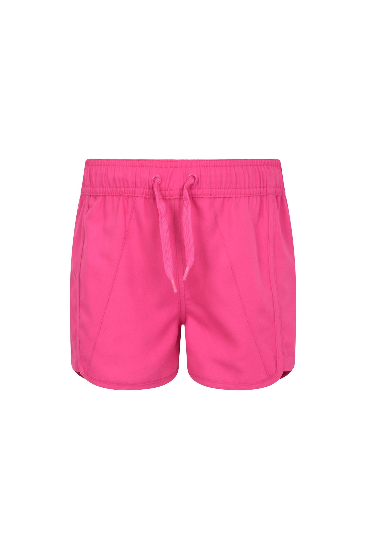 Panama Kids Swim Shorts - Pink