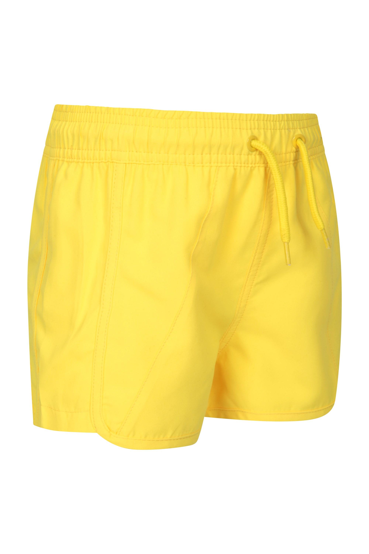 Mountain Warehouse Patterned Boys Boardshorts Kids Swim Shorts