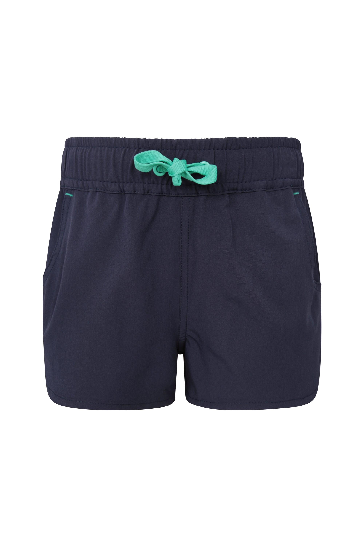Sprint Kids Shorts - Navy