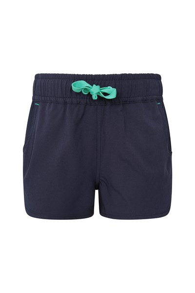 Sprint Kids Shorts - Navy