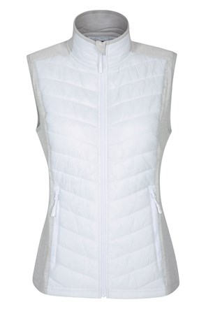 Action Padded Womens Padded Gilet