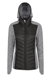 Action Packed Womens Padded Jacket