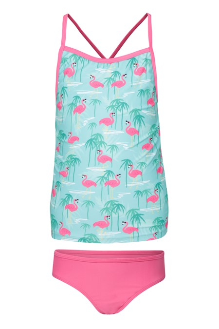 030320 PRINTED TANKINI WITH MATCHING BOTTOMS