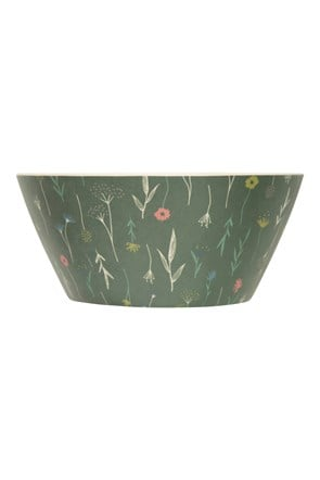 Bamboo Bowl - Patterned