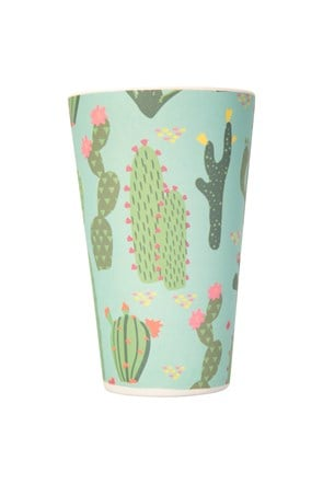 Bamboo Cup - Patterned