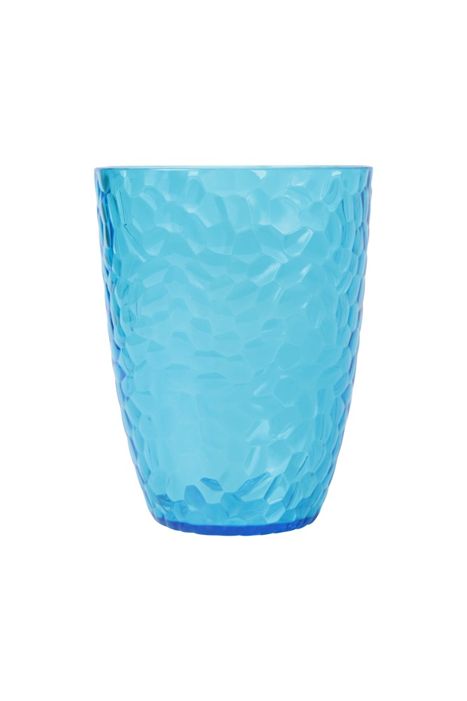 Picnic Tumbler - Patterned - Blue